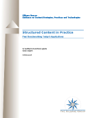 cover from structured content benchmarking