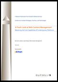 Web Content Management Fundamentals