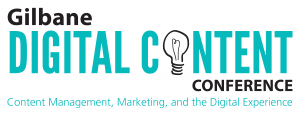 Gilbane Digital Content Conference 2016 logo