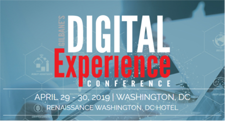 Gilbane's Digital Experience Conference