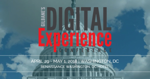 Gilbane digital experience conference