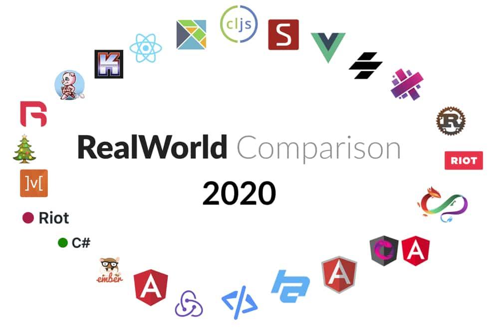 RealWorld frameworks